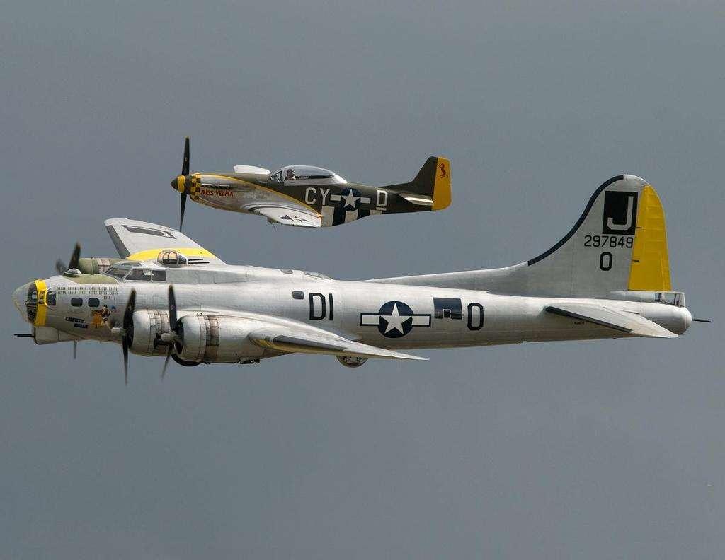 B-17 Flying Fortress  B-29  B29 B17