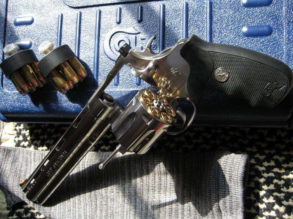 Colt Delta Elite, Colt Anaconda, Glock 32 - R3VLimited Forums